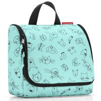Сумка-органайзер Toiletbag cats and dogs mint WH4062