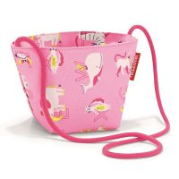 Сумка детская Minibag abc friends pink IV3066