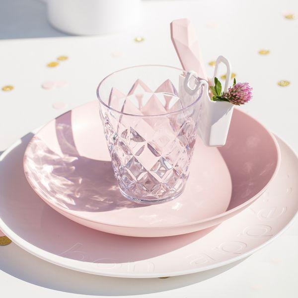 Стакан Crystal S 200 мл розовый 3545654