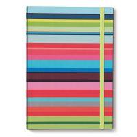 Книга для записей Stripes А4 NB55