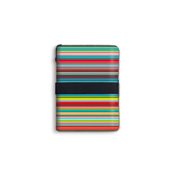 Тетрадь путешественника Micro-Stripes TP13