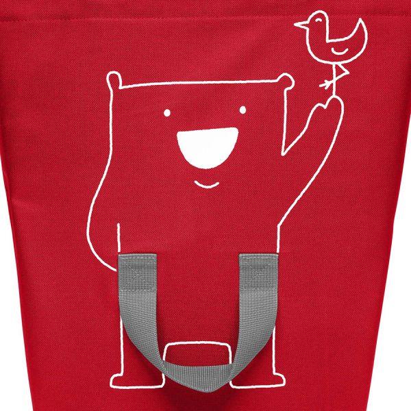 Сумка Familybag red FB3004