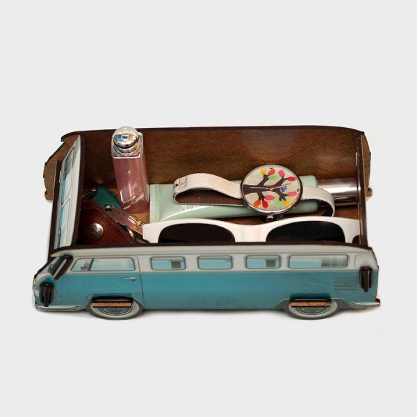 Органайзер настольный VW T1 Camper цвет синий 0007