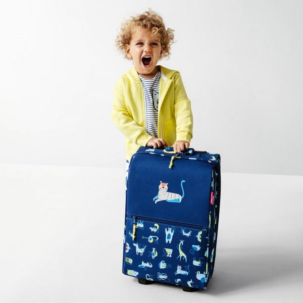 Чемодан детский Trolley XS ABC friends blue IL4066