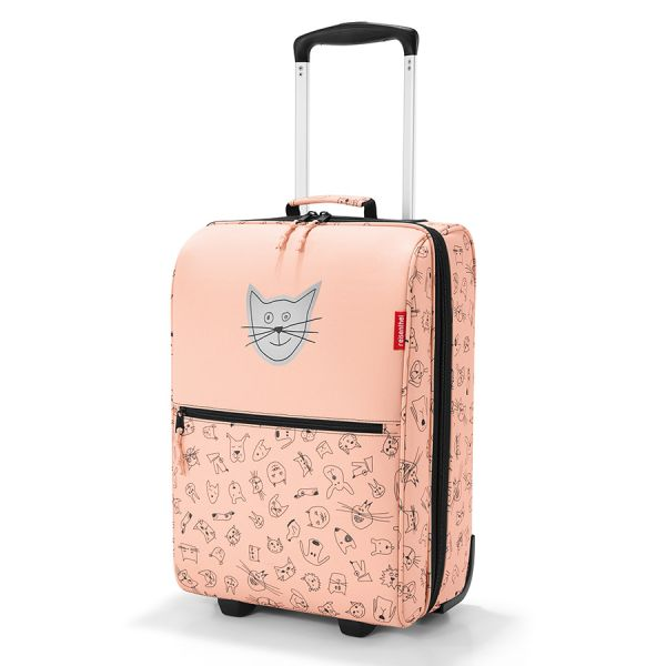 Чемодан детский Trolley XS cats and dogs rose IL3064