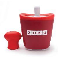 Набор для приготовления мороженого Single Quick Pop Maker красный ZK110-RD