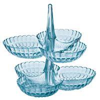 Набор из 2 менажниц Tiffany голубой 19920181
