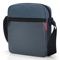 Сумка Crossbag canvas blue UY4061