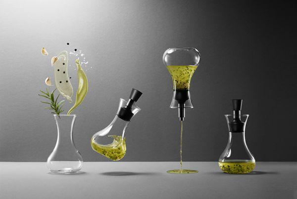 Шейкер для салатной заправки Drip-free 250 мл 567680