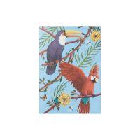 Обложка на паспорт New Joyparrots, попугаи NС-029