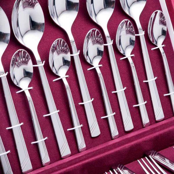 Набор столовый приборов Аппетит 24 предмета М15 Нытва А023