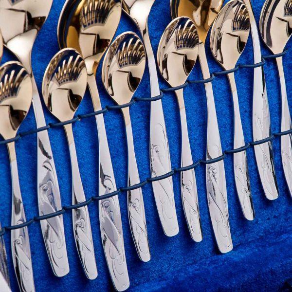 Набор столовых приборов 24 предмета Лира М14 Нытва 3024