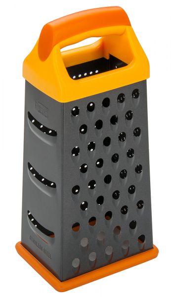 Терка четырехгранная 23 см с покрытием NON STIC Linea PRESTO Regent Inox 93-AC-GR-30