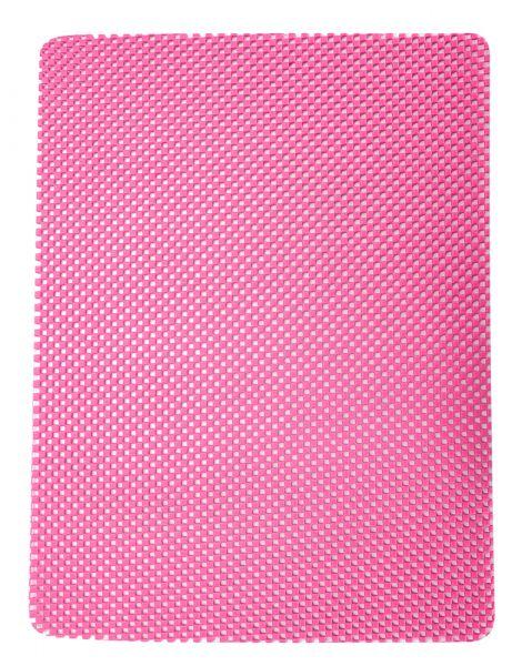 Коврик кухонный универсальный (розовый) 31х40 см Linea MAT Regent Inox 93-AC-MT-40.2
