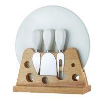 Набор для сыра 5 предметов Linea FORMAGGIO Regent Inox 93-FG-S-12
