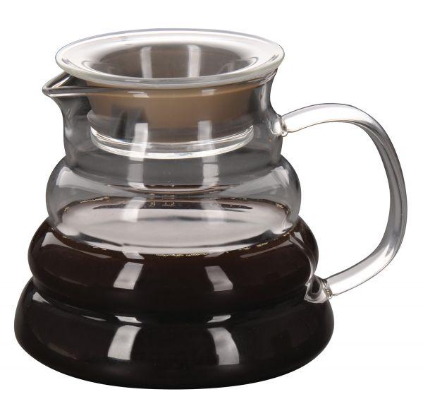 Кофейник сервировочный стеклянный 0,6л Linea Franco Regent Inox 93-FR-TEA-06-600