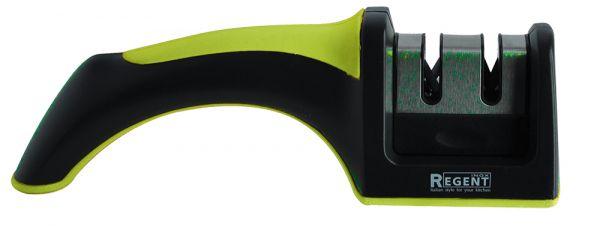 Кухонная точилка для ножей Regent Inox Linea COTE 19x5x6 см 2 шага заточки 93-KN-CO-03