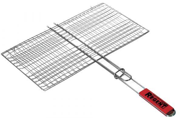 Решетка-гриль плоская 45х25 см Regent Inox 93-PIC-71-1