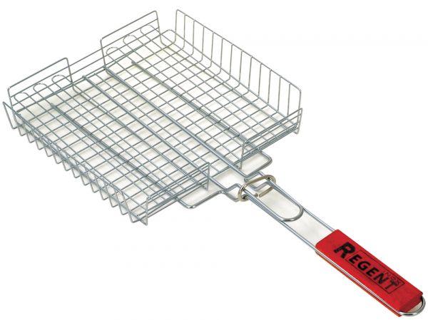 Решетка-гриль глубокая 25х25 см Regent Inox 93-PIC-72-1