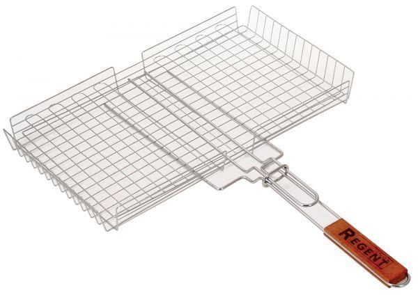 Решетка-гриль глубокая 45х25 см Regent Inox 93-PIC-73-1