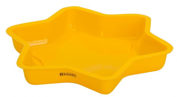 Форма для выпечки 25х4,5 см Linea Silicone Regent Inox 93-SI-FO-109