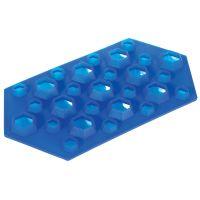 Форма для льда 'бриллианты' Linea Silicone Regent Inox 93-SI-FO-16.5