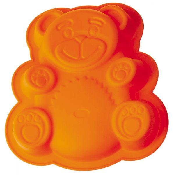Форма для пирога 'Медвежонок' 26х23,5х4 см Linea Silicone Regent Inox 93-SI-FO-20