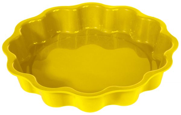 Форма для выпечки 'Солнышко' Linea Silicone 27х4,5 см Regent Inox 93-SI-FO-33