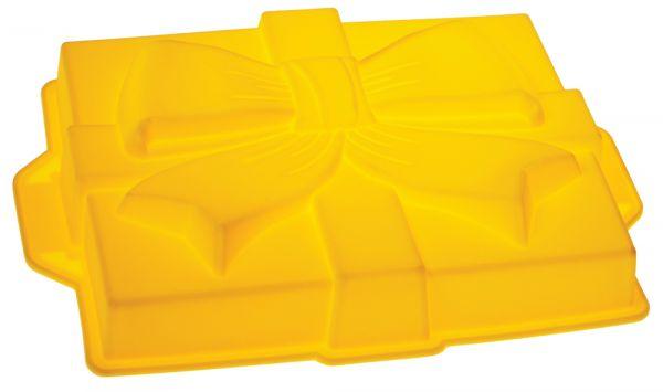 Форма для выпечки 'Бант' Linea Silicone 34х24х6 см Regent Inox 93-SI-FO-39
