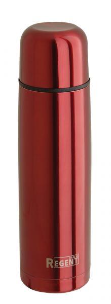 Термос цветной 1л Linea BULLET Regent Inox 93-TE-B-1-1000R