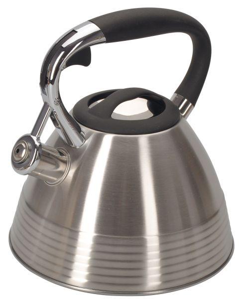 Чайник 3л со свистком Linea TEA Regent Inox 93-TEA-33