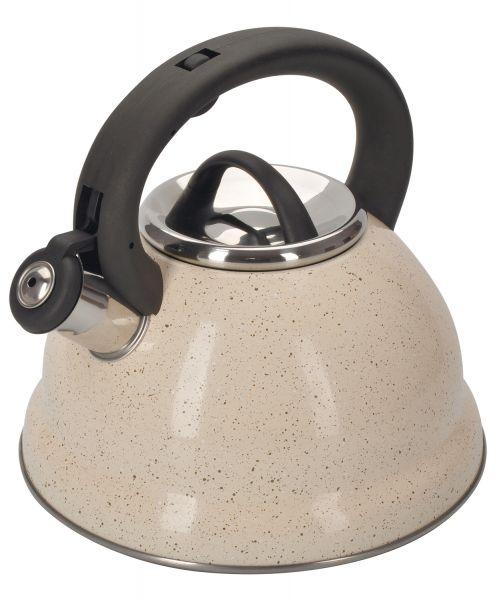 Чайник 2,8л со свистком Linea TEA Regent Inox 93-TEA-34