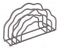Салфетница 14х4х8,5 см Linea TRINA Regent Inox 93-TR-02-07