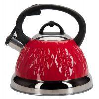 Чайник 2,3л со свистком Linea PROMO Regent Inox 94-1503