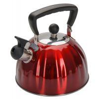 Чайник 2,5л со свистком Linea PROMO Regent Inox 94-1506
