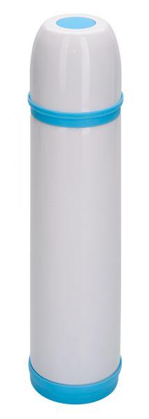 Вакуумный термос с узким горлом 1л Linea PROMO Regent Inox 94-4610