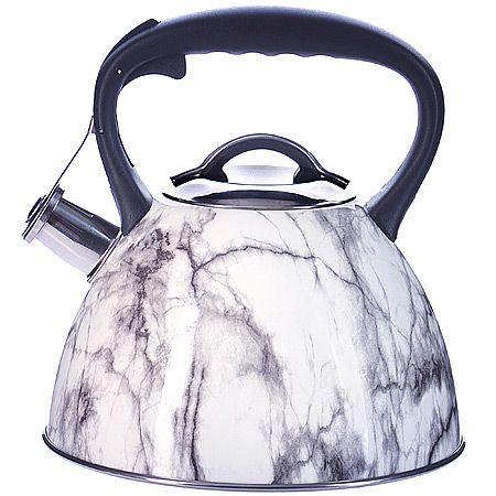 Чайник Mayer&Boch 3,2 л из нержавеющей стали со свистком 29464