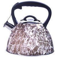 Чайник Mayer&Boch 3,2 л со свистком материал нержавеющая сталь 29466