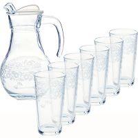 Набор Mayer&Boch «Флёр» 7 предметов кувшин и стаканы 43944+1256-07-1