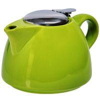 Чайник заварочный Loraine 700 мл салатовый 26598-6