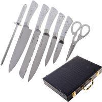 Набор ножей Mayer&Boch 7 предметов и чемодан 29764