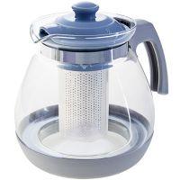 Чайник заварочный Mayer&Boch 1,6 л из термостойкого стекла 29722-1