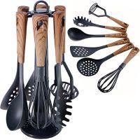 Набор кухонных принадлежностей Mayer&Boch 6 предметов с подставкой 29521