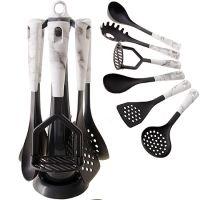 Набор кухонных принадлежностей Mayer&Boch 6 предметов и подставка 29524