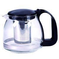 Чайник заварочный Mayer&Boch черный 700 мл стекло 29947