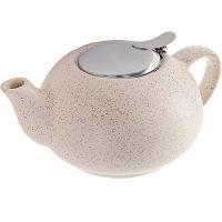 Чайник заварочный Loraine 750 мл бежевый 26596