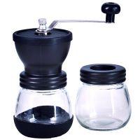 Кофемолка ручная Mayer&Boch материал стекло 29683