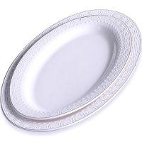 Блюдо сервировочное Loraine 2 предмета из керамики 29124