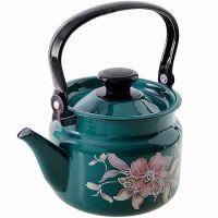 Чайник 2 л цилиндрический бирюза 42715-103-6-у4бир