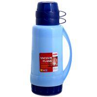 Термос Mayer&Boch 1,8 л со стеклянной колбой цвет голубой 29956-1